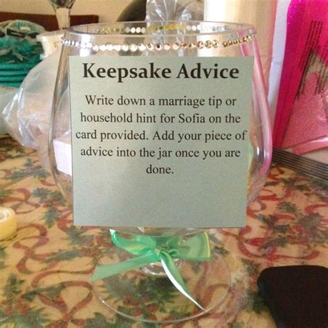 kitchen tea food ideas keepsake advice cool idea for bridal showers or kitchen