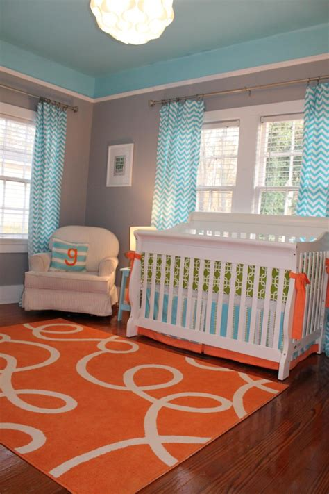 paint colors for nursery custom nursery by cool color combo orange