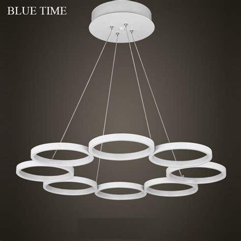 ceiling hanging lights new led pendant lights modern kitchen acrylic suspension