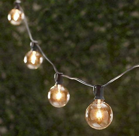 clear outdoor string lights wedding string lights outdoor decor pic heavy weddingbee