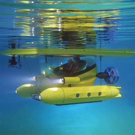 Hibious Sub Surface Watercraft The Green