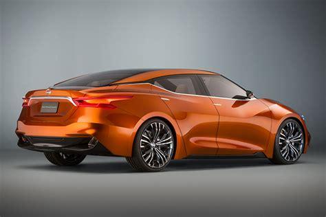 Nissan Maxima Concept by Nissan Maxima Sport Sedan Concept Hiconsumption