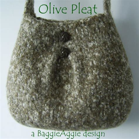 how to felt knitting by no sew felted bag by baggieaggie knitting pattern