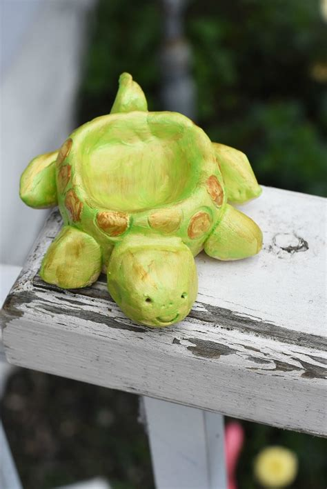 how to make a turtle out of diy turtle ring holder