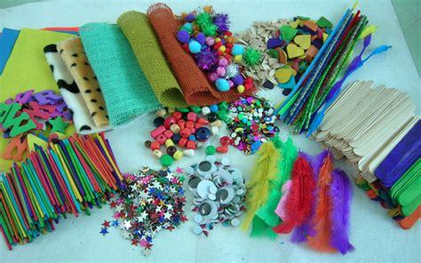 Craft Materials Display By Dalian Kangda Arts Crafts Co