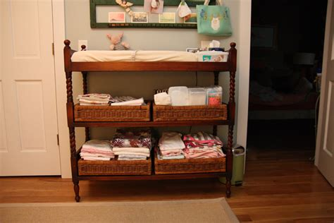 changing table storage ideas baby changing tables galore ideas inspiration