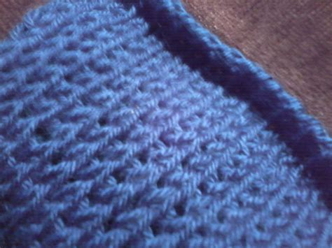 crochet knit stitch tunisian crochet poses as knitted stockinette stitch