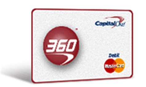 make capital one payment with debit card 10 years with capital one 360 checking my review pt money