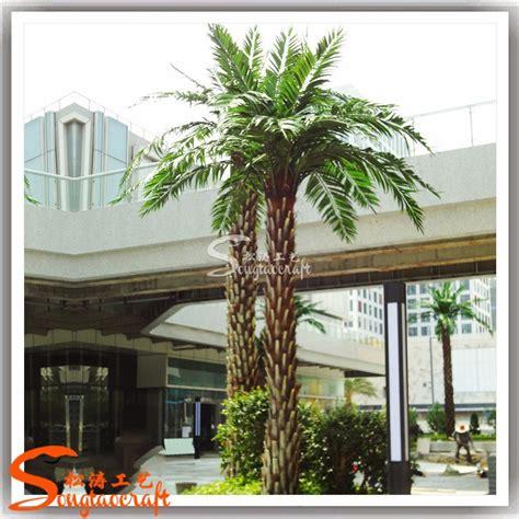 unique artificial trees special design seaweed palm tree unique artificial silver