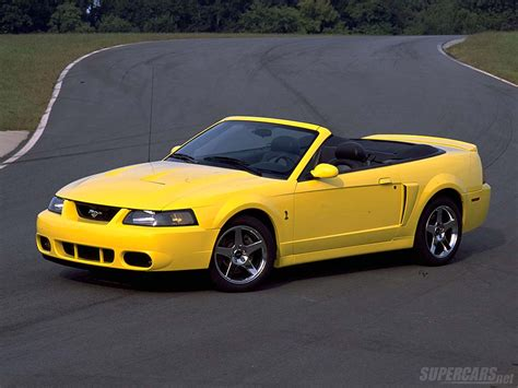 2003 Ford Mustang Cobra by 2003 Ford Mustang Svt Cobra Ford Supercars Net