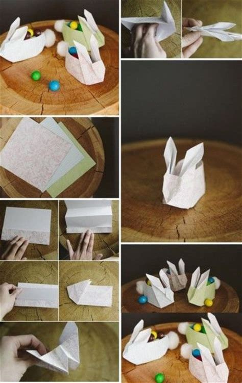 origami easter bunny easter bunny origami pictures photos and images for