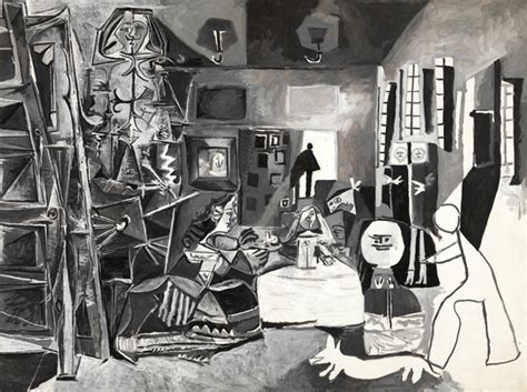 picasso paintings at the guggenheim pablo picasso black and white painting solomon r