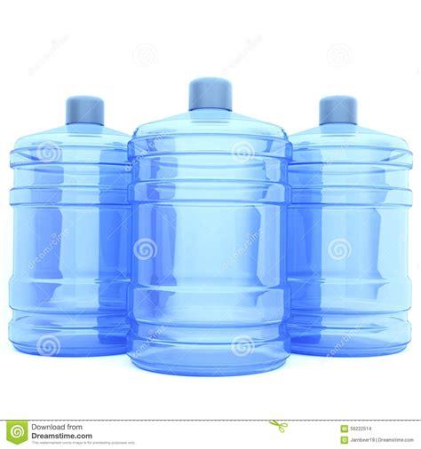 big water big bottle of water stock illustration image 56222514