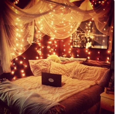 twinkle lights bedroom twinkle lights and canopy bed for the home