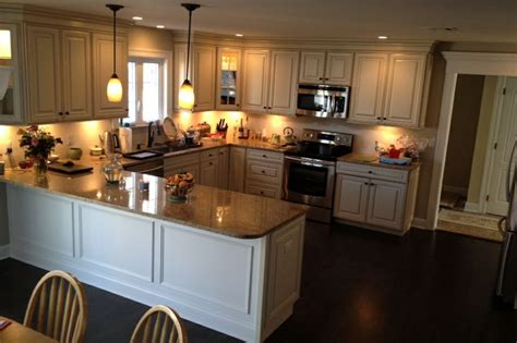 american woodwork cabinets u shaped kitchen design with american woodmark cabinets