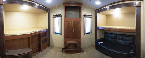 5th wheel cers with bunk beds 100 rv with bunk beds floor 100 5th wheel front