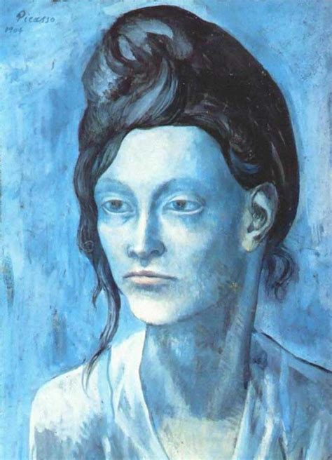 picasso paintings during the blue period blesok gallery pablo picasso blue period