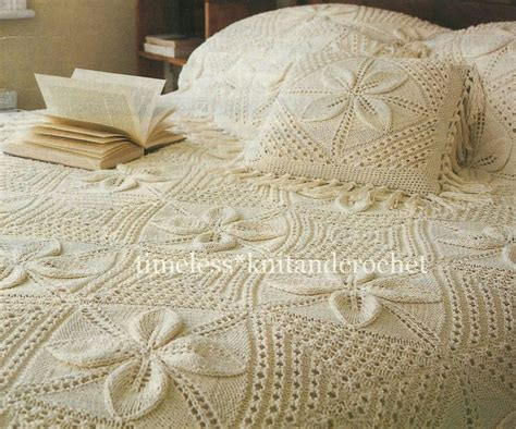 Vintage Knitting Pattern For A Beautiful Heirloom