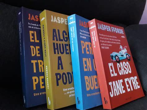 el caso jane eyre el caso de jane eyre jasper fforde m 243 nica guti 233 rrez artero