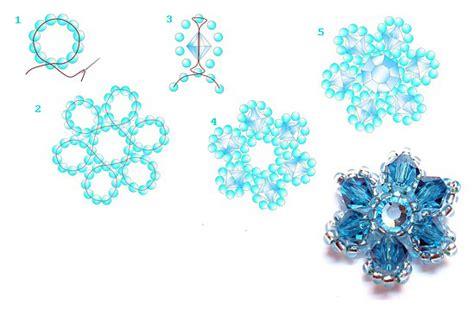 beaded flower bracelet patterns bracelet pattern schema magic jewelry