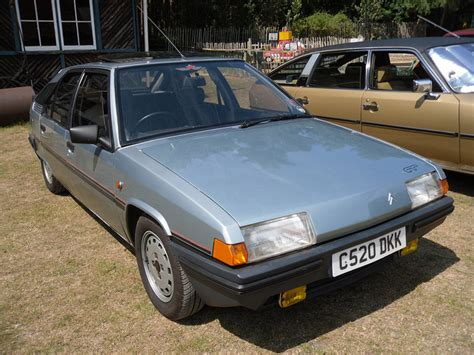 Citroen Gt Specs by Citroen Bx 19 Gt Specs Photos And More On