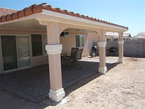 patio post covers ultra patios alumawood patio cover with stucco post