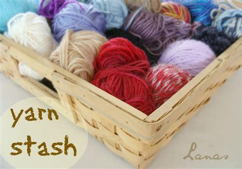 stash knits lanas de stash buster challenge