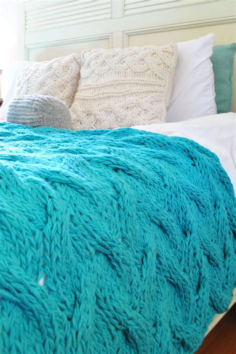chunky cable knit throw blanket promo price chunky knit 30x50 merino wool throw