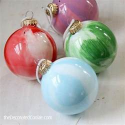 craft ornament easy paint swirl ornaments are a kid friendly craft