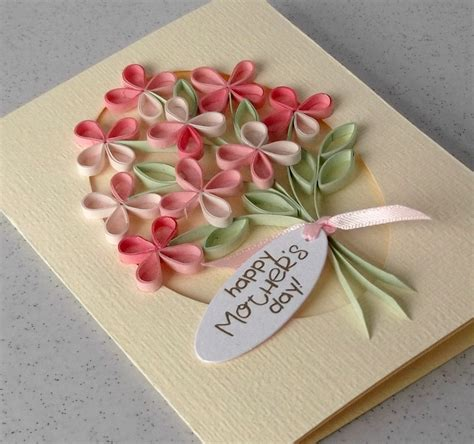 how to make paper quilling cards paper cards quilled s day card