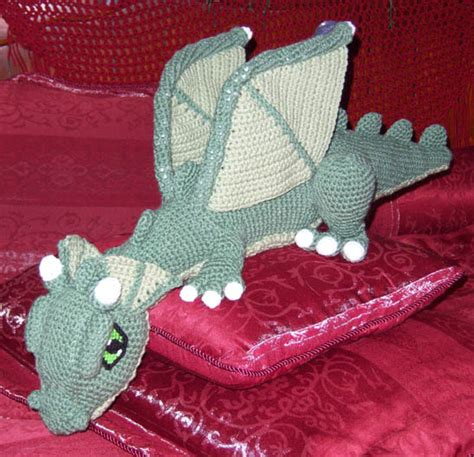 toothless knitting pattern april draven cosmo the crochet maybe could adapt