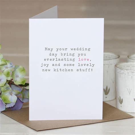 card stuff kitchen stuff wedding card by slice of pie designs