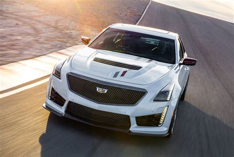 Cadillac Ats V Specs by 2018 Cadillac Ats V Review Ratings Specs Prices And