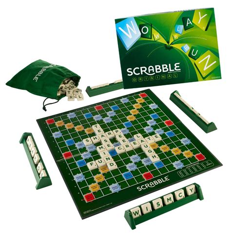 new scrabble scrabble original new version byrnes