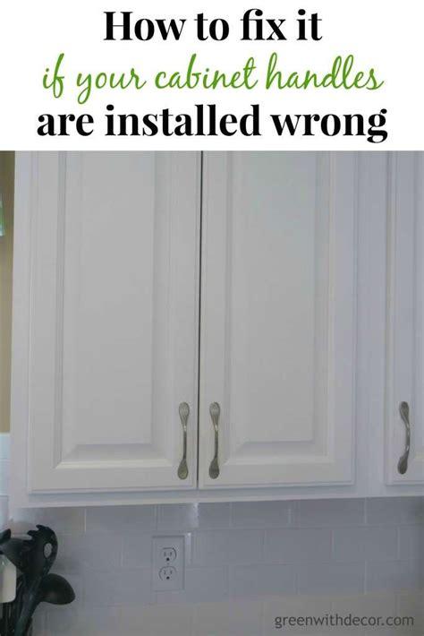 fix cabinet door how to fix cracked cabinet door nationdedal