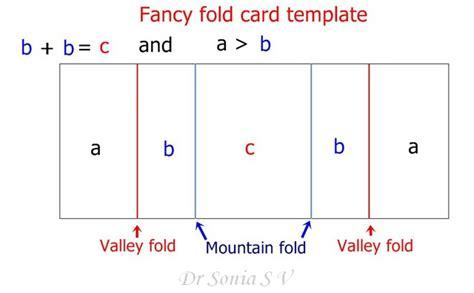 fancy fold pop up dangler card project tutorials