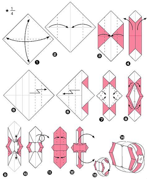 origami fr origami de bague