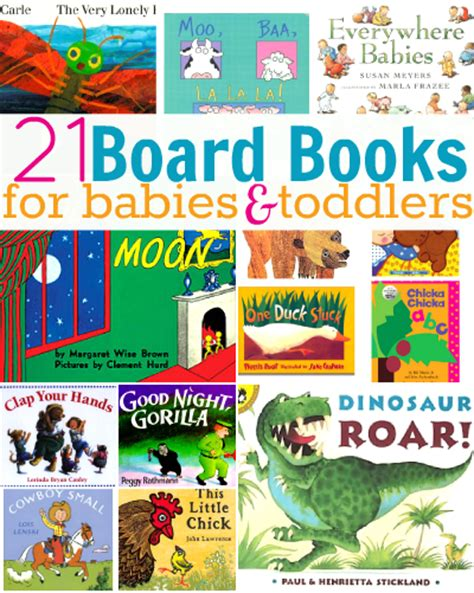 toddler picture books 21 board books for babies and toddlers