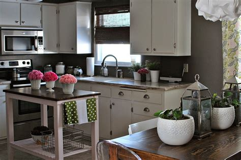 open kitchen island designs 24 tiny island ideas for the smart modern kitchen