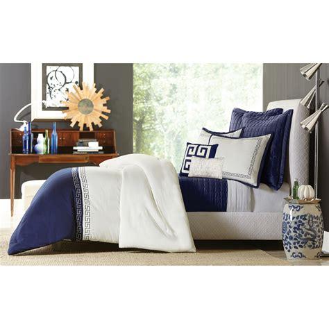 key comforter set grand resort key comforter set blue