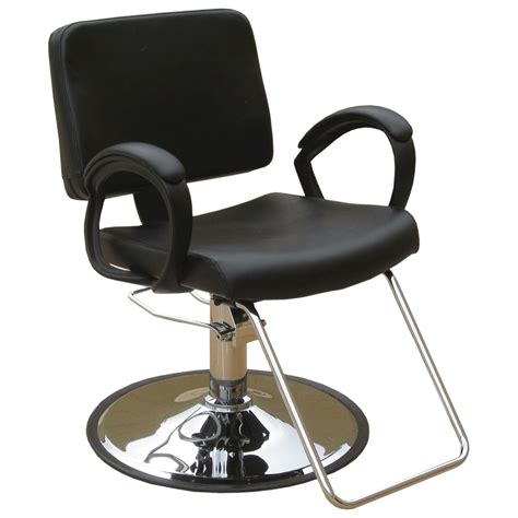Salon Chairs by Puresana Styling Chair With Base