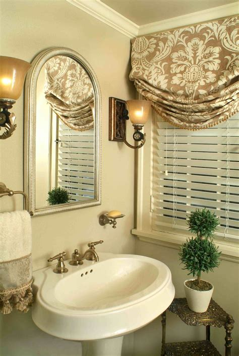 bathroom curtains for windows ideas 1353 best window treatments images on cornices