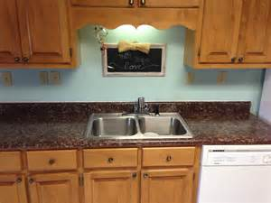 Best Way To Repaint Kitchen Cabinets painted laminate countertops ramblings of this southern mom