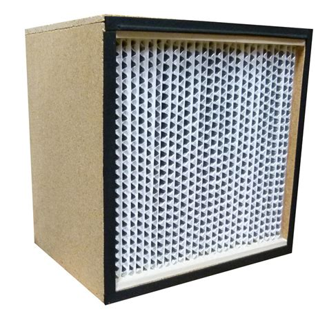 woodworking air filter oah1616 hepa filter 99 97 0 3 181 16 quot x16 quot x12 quot wood