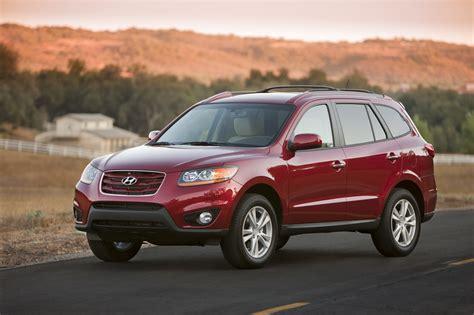 Detroit 2010 2011 Hyundai Santa Fe Gets A Facelift And
