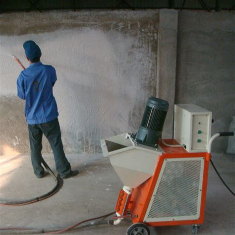 spray painting new plaster spray plaster machine sp10 for painting various kinds of