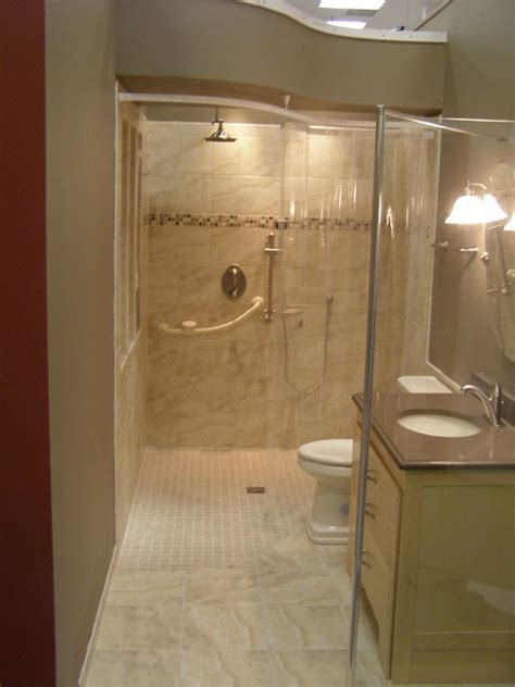 handicap accessible bathroom design ideas handicapped accessible and universal design showers