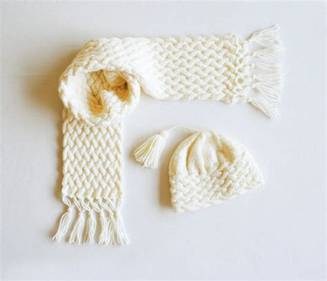 how to knit a baby scarf for beginners vintage knitting pattern pdf aran sweater hat scarf and