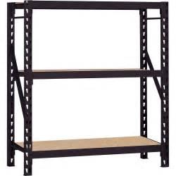 heavy duty storage shelves edsal heavy duty welded storage rack 60in w x 18in d x