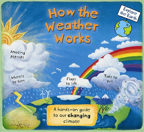 weather picture books the book how the weather works a on guide to